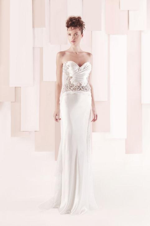 Весільні сукні 2014 - фото 11