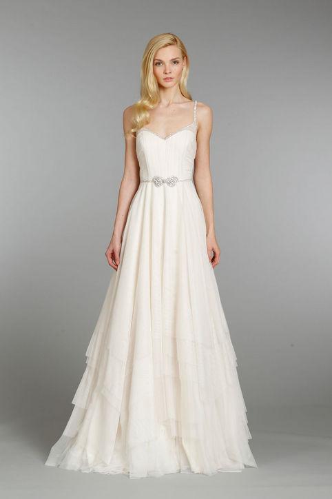 Весільні сукні 2014 - фото 12