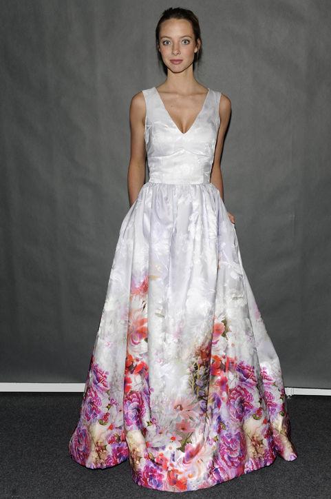 Весільні сукні 2014 - фото 13