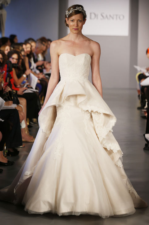 Весільні сукні 2014 - фото 14