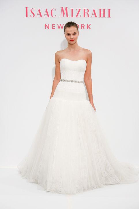 Весільні сукні 2014 - фото 15