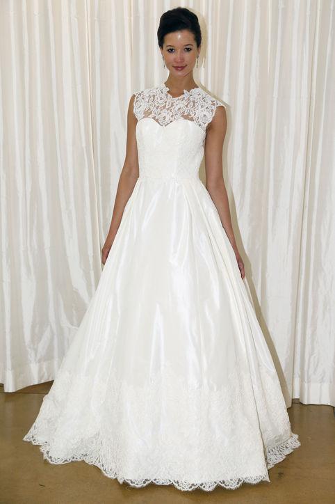 Весільні сукні 2014 - фото 17