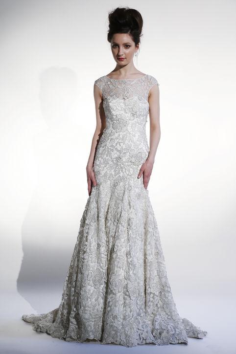 Весільні сукні 2014 - фото 19