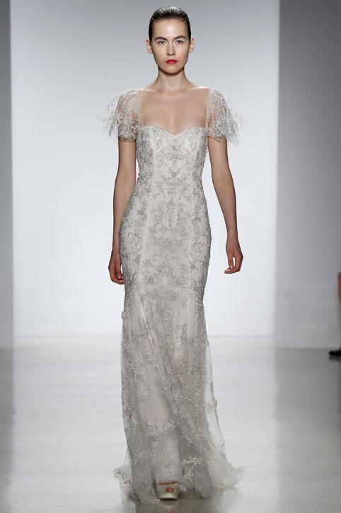Весільні сукні 2014 - фото 20