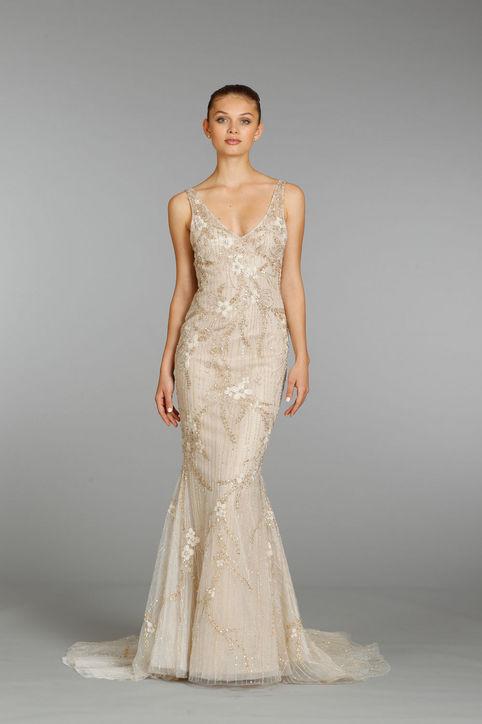 Весільні сукні 2014 - фото 21