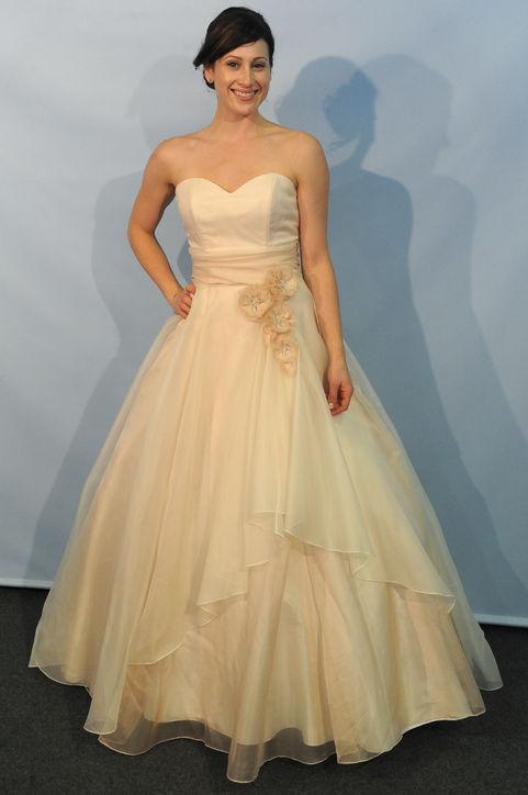 Весільні сукні 2014 - фото 22