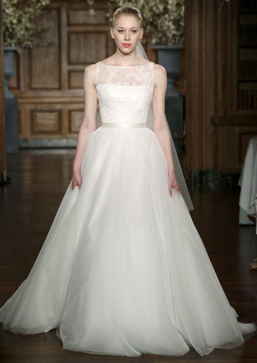 Весільні сукні 2014 - фото 23