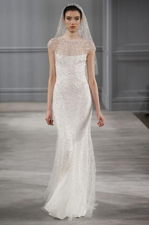 Весільні сукні 2014 - фото 26