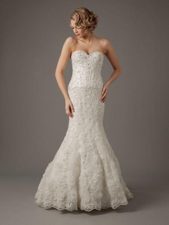 Весільні сукні 2014 - фото 27