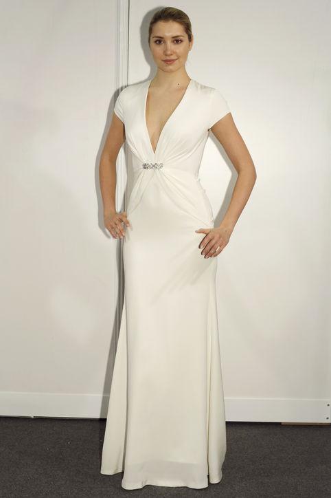 Весільні сукні 2014 - фото 28