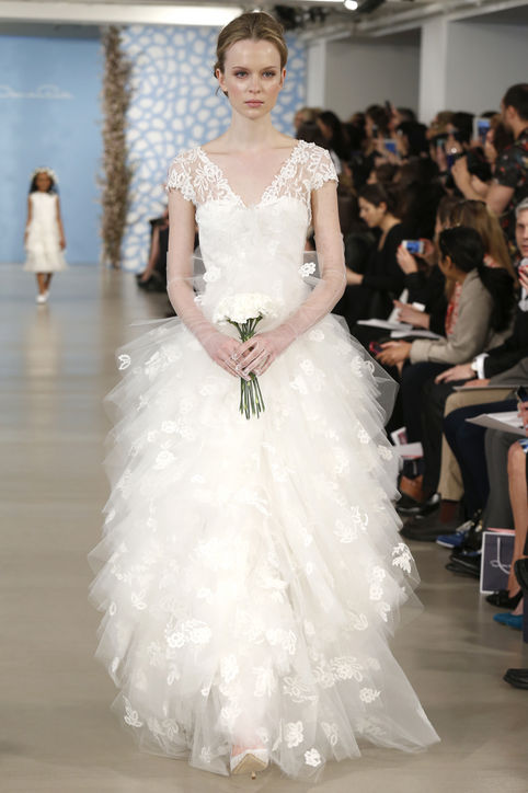 Весільні сукні 2014 - фото 29