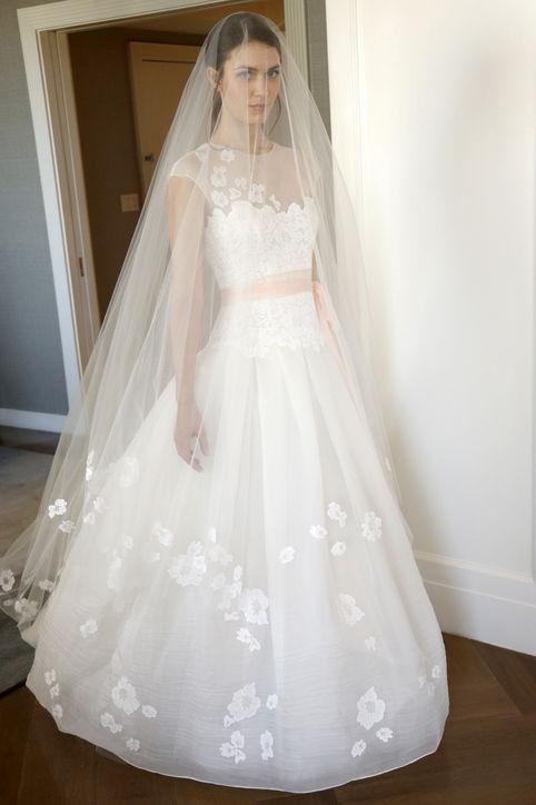 Весільні сукні 2014 - фото 30