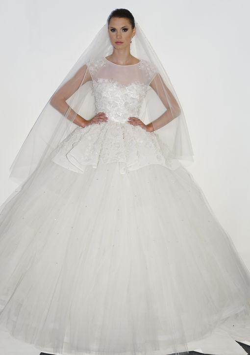 Весільні сукні 2014 - фото 32