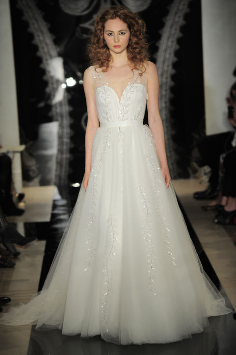 Весільні сукні 2014 - фото 33