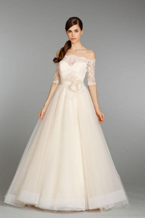 Весільні сукні 2014 - фото 36