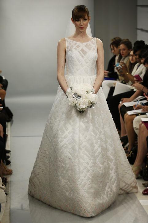 Весільні сукні 2014 - фото 37