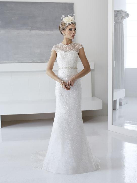 Весільні сукні 2014 - фото 38