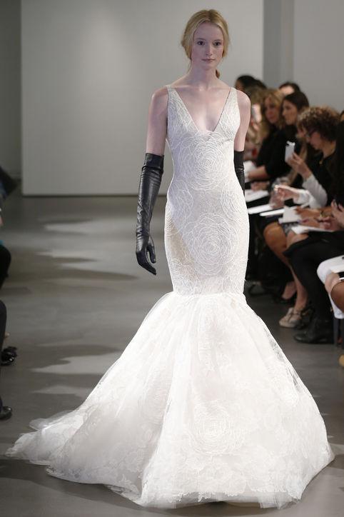 Весільні сукні 2014 - фото 39