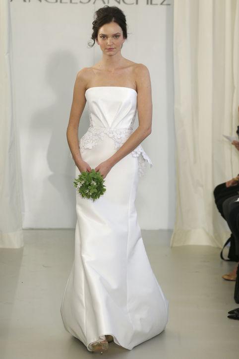 Весільні сукні 2014 - фото 4