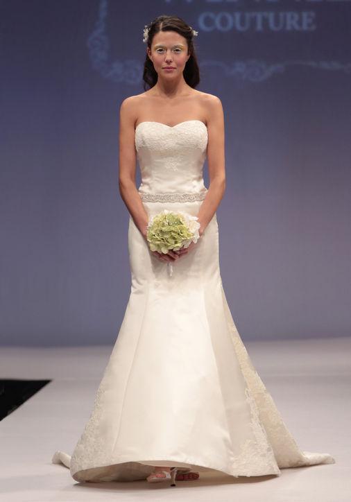 Весільні сукні 2014 - фото 40