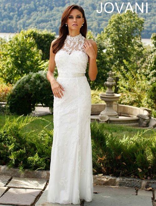 Весільні сукні 2014 - фото 41