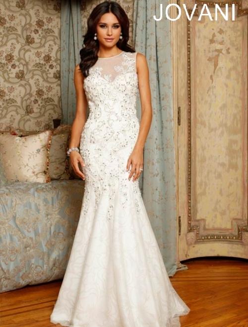 Весільні сукні 2014 - фото 42