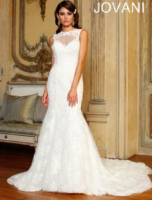 Весільні сукні 2014 - фото 43