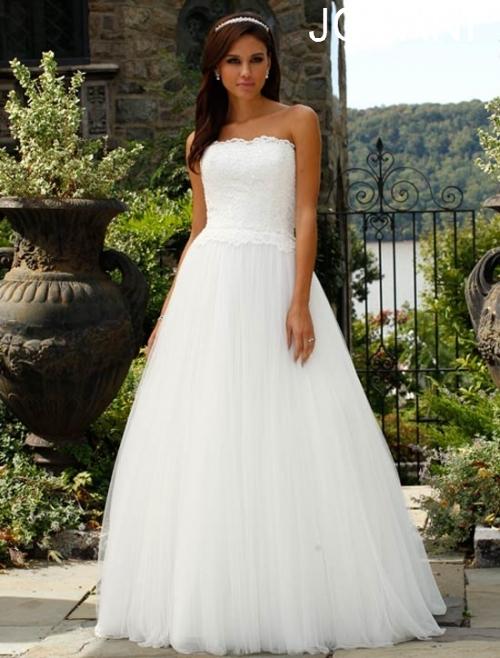 Весільні сукні 2014 - фото 44