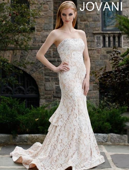 Весільні сукні 2014 - фото 45