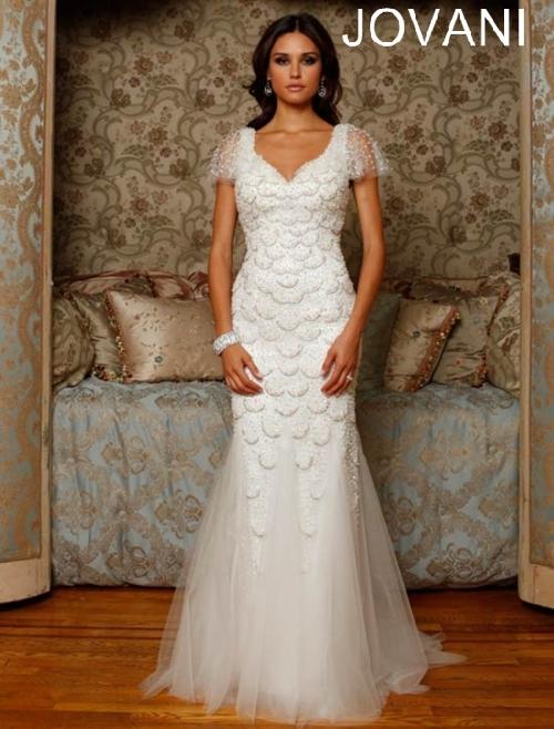 Весільні сукні 2014 - фото 46