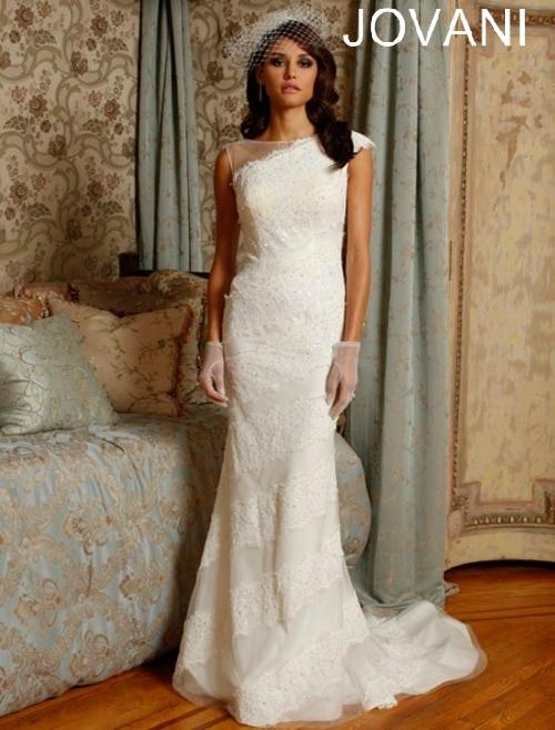 Весільні сукні 2014 - фото 47