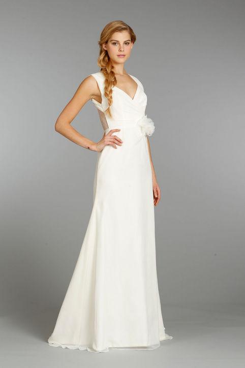 Весільні сукні 2014 - фото 5
