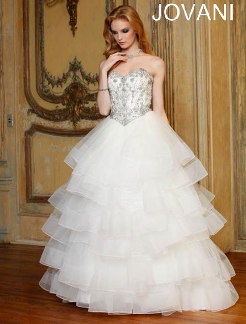 Весільні сукні 2014 - фото 50