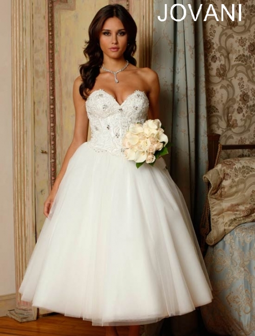 Весільні сукні 2014 - фото 52
