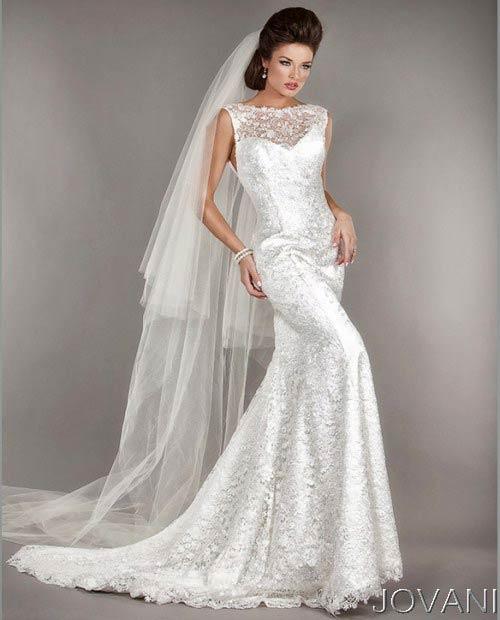 Весільні сукні 2014 - фото 53