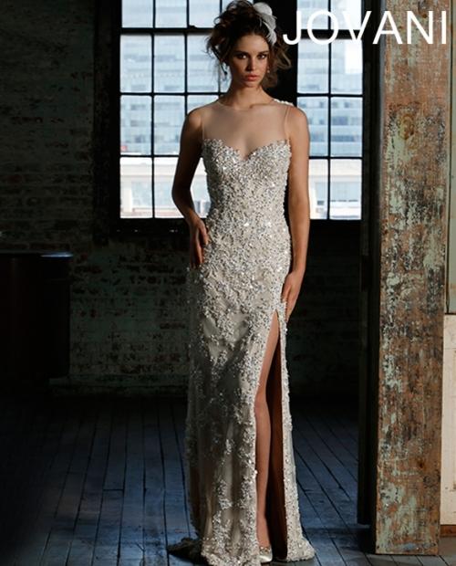 Весільні сукні 2014 - фото 54