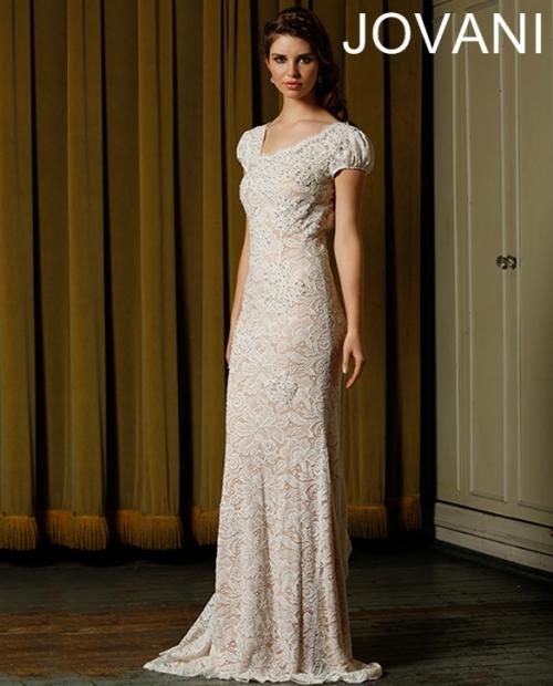 Весільні сукні 2014 - фото 55