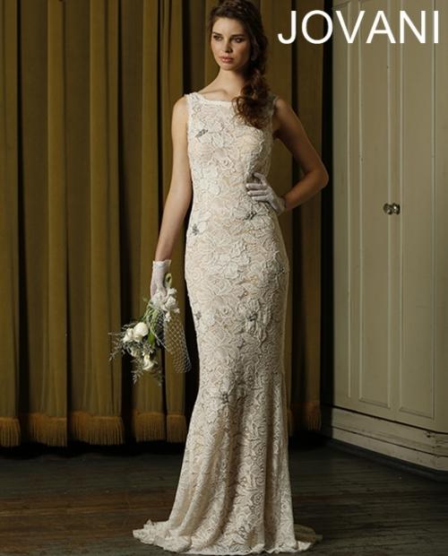 Весільні сукні 2014 - фото 56