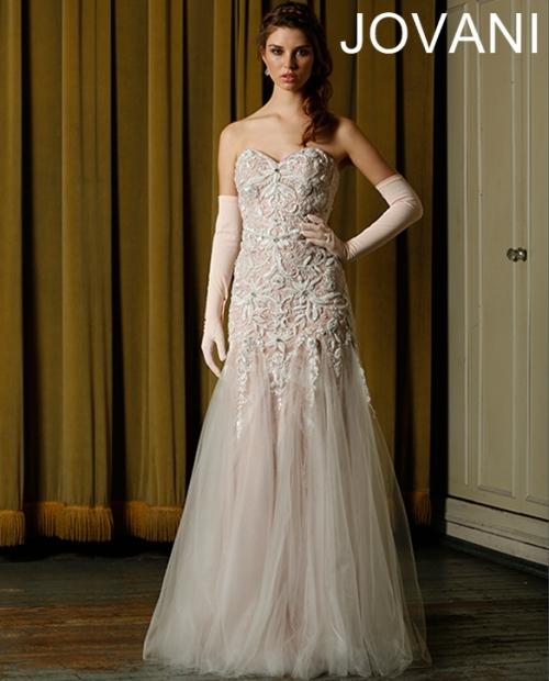 Весільні сукні 2014 - фото 59