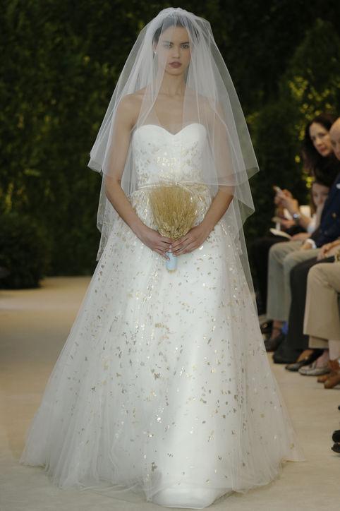Весільні сукні 2014 - фото 6