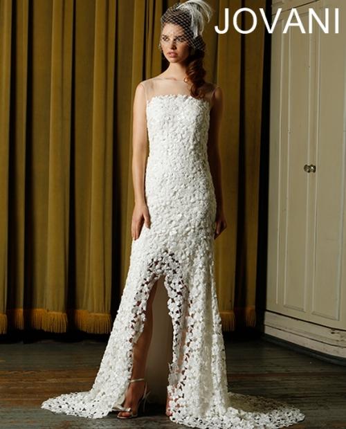 Весільні сукні 2014 - фото 60