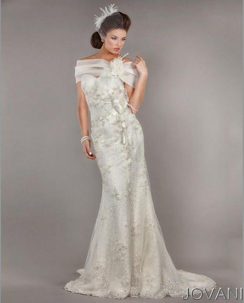 Весільні сукні 2014 - фото 62