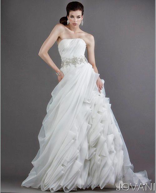 Весільні сукні 2014 - фото 63