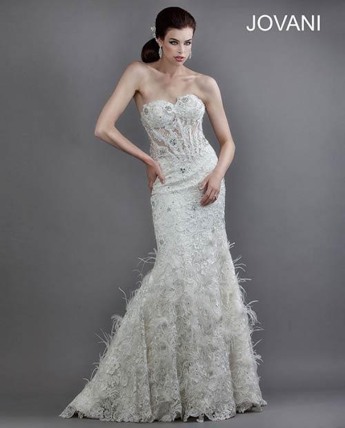 Весільні сукні 2014 - фото 64