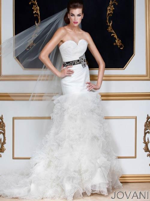 Весільні сукні 2014 - фото 65