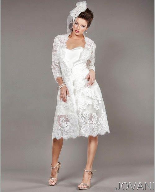 Весільні сукні 2014 - фото 68