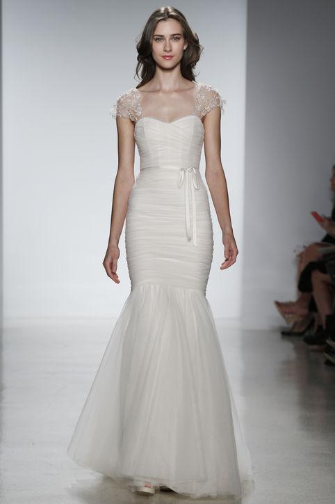 Весільні сукні 2014 - фото 7