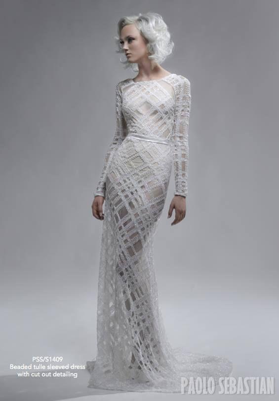 Весільні сукні 2014 - фото 70