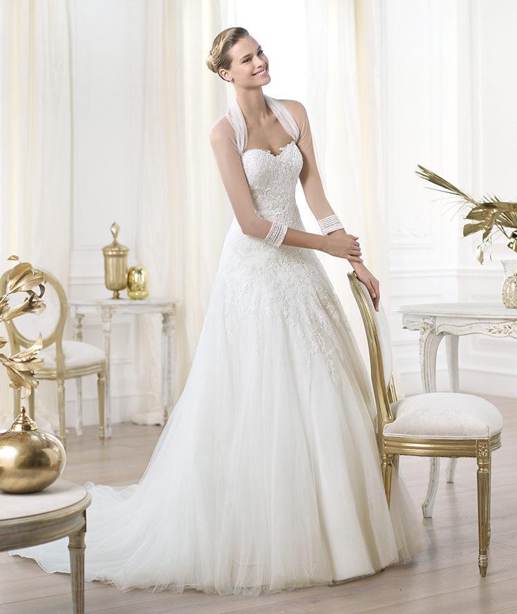 Весільні сукні 2014 - фото 72