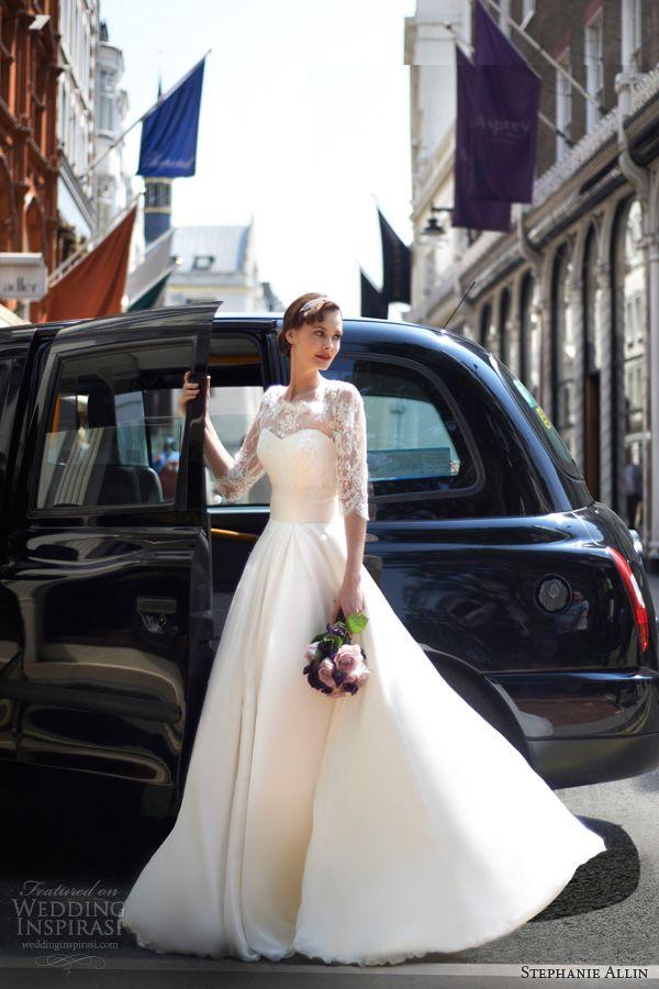 Весільні сукні 2014 - фото 74